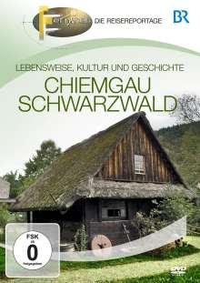 Deutschland: Chiemgau & Schwarzwald, DVD