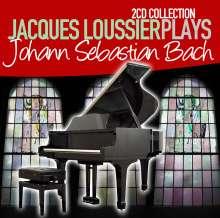Jacques Loussier (1934-2019): Jacques Loussier Plays Johann Sebastian Bach, 2 CDs
