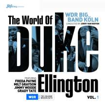 WDR Big Band Köln: The World Of Duke Ellington Vol. 1 - Live, LP