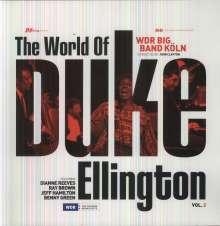 WDR Big Band Köln: The World Of Duke Ellington Vol. 2 - Live, LP