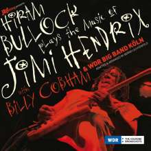 Hiram Bullock (geb. 1955): Plays The Music Of Jimi Hendrix, CD