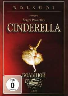 Serge Prokofieff (1891-1953): Prokofiev-Cinderella, DVD