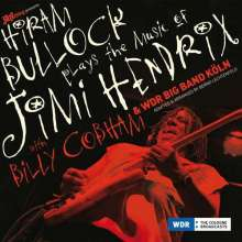 Hiram Bullock (geb. 1955): Plays The Music Of Jimi Hendrix (180g) (Deluxe Edition), LP