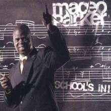 Maceo Parker (geb. 1943): School's In!, 2 LPs