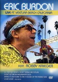 Eric Burdon: Live At Ventura Beach California (feat.Robby Krieger), DVD