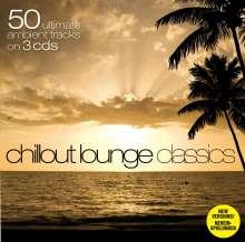 Chillout Lounge Classics, 3 CDs