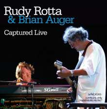 Rudy Rotta: Captured Live, CD