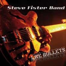 Steve Fister: Live Bullets, CD