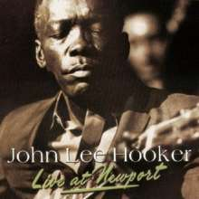 John Lee Hooker: Live At Newport, CD