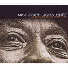 Mississippi John Hurt: The Complete Studio Rec, 3 CDs