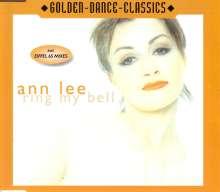 Ann Lee: Ring My Bell, Maxi-CD