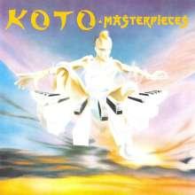 Koto: Masterpieces, CD