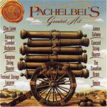 "Johann Pachelbel (1653-1706): Canon in D ""Pachelbel's Greatest Hit"", CD"