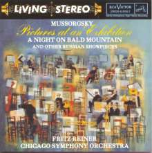 Fritz Reiner dirigiert, CD