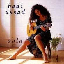 Badi Assad (geb. 1966): Solo, CD