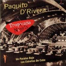 Paquito D'Rivera (geb. 1948): Tropicana Nights, CD