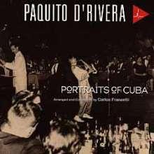 Paquito D'Rivera (geb. 1948): Portraits Of Cuba, Super Audio CD