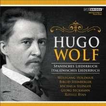 Hugo Wolf (1860-1903): Spanisches Liederbuch, 3 CDs