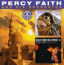 Percy Faith (1908-1976): Kismet / Music From Hollywood, CD