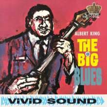 Albert King: The Big Blues (Red Vinyl), LP