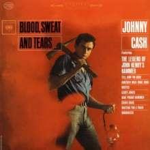Johnny Cash: Blood, Sweat & Tears, LP