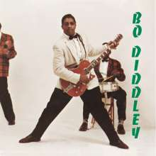 Bo Diddley: Bo Diddley (180g), LP