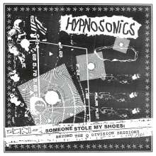 Hypnosonics: Someone Stole My Shoes: Beyond The Q Division Sessions, CD