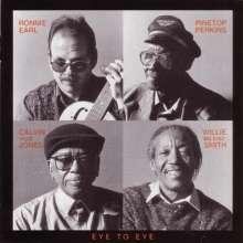 Earl/Perkins/Jones/Smith: Eye To Eye, CD