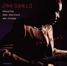 Joe Beard: For Real, CD