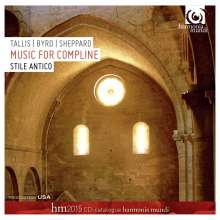 Stile Antico - Music for Compline (mit harmonia mundi france-Katalog 2015), CD