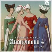 Anonymous 4 - Three Decades of Anonymous 4, CD