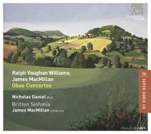 Ralph Vaughan Williams (1872-1958): Oboenkonzert, Super Audio CD