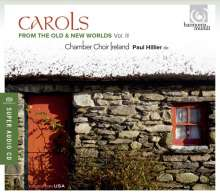 Theatre of Voices - Carols from the Old & New Worlds III, Super Audio CD