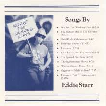 Eddie Starr: We Are The Working Class, CD