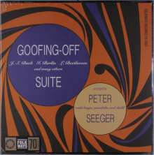 Pete Seeger: Goofing-Off Suite (remastered), LP