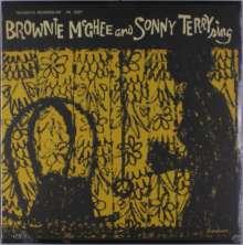 Sonny Terry & Brownie McGhee: Brownie McGhee And Sonny Terry Sing, LP