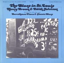 Brown/Johnson: Vol. 2-Blues In St. Louis: Hen, CD