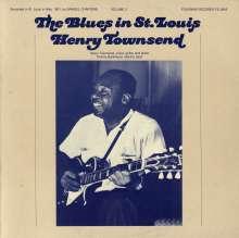 Henry Townsend: Vol. 3-Blues In St. Louis: Hen, CD