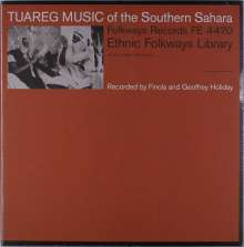 Tuareg Music Of The Southern Sahara, LP