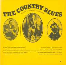 Country Blues, CD