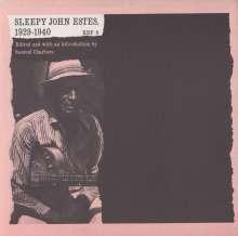 Sleepy John Estes: Sleepy John Estes 1929-1940, CD