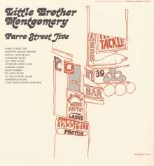 Little Brother Montgomery: Farro Street Jive, CD