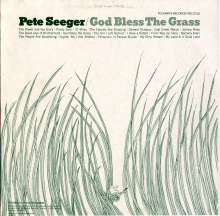 Pete Seeger: God Bless The Grass, CD