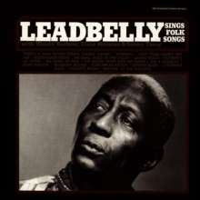 Leadbelly (Huddy Ledbetter): Leadbelly Sings Folk Songs, CD