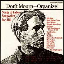 Don't Mourn-Organize! - Songs Of Joe Hill, CD