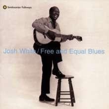 Josh White: Free & Equel Blues, CD