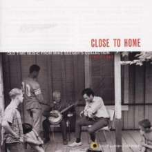 Mike Seeger: Close To Home-Old Time, CD