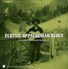 Classic Appalachian Blues, CD
