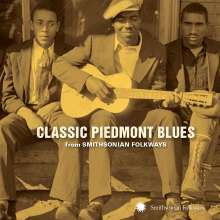 Classic Piedmont Blues From Smithsonian, CD