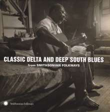 Classic Delta and Deep South Blues, CD